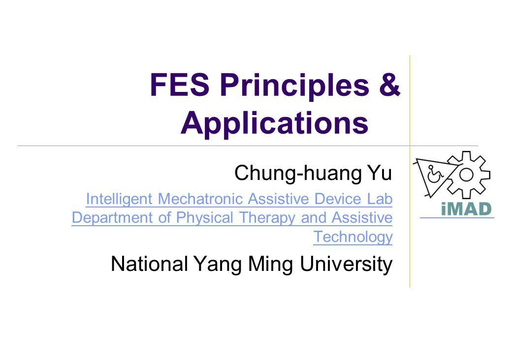FES Principles & Applications