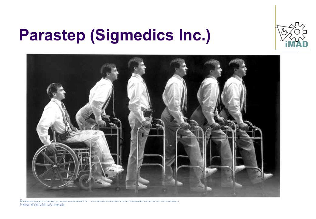 Parastep (Sigmedics Inc.)