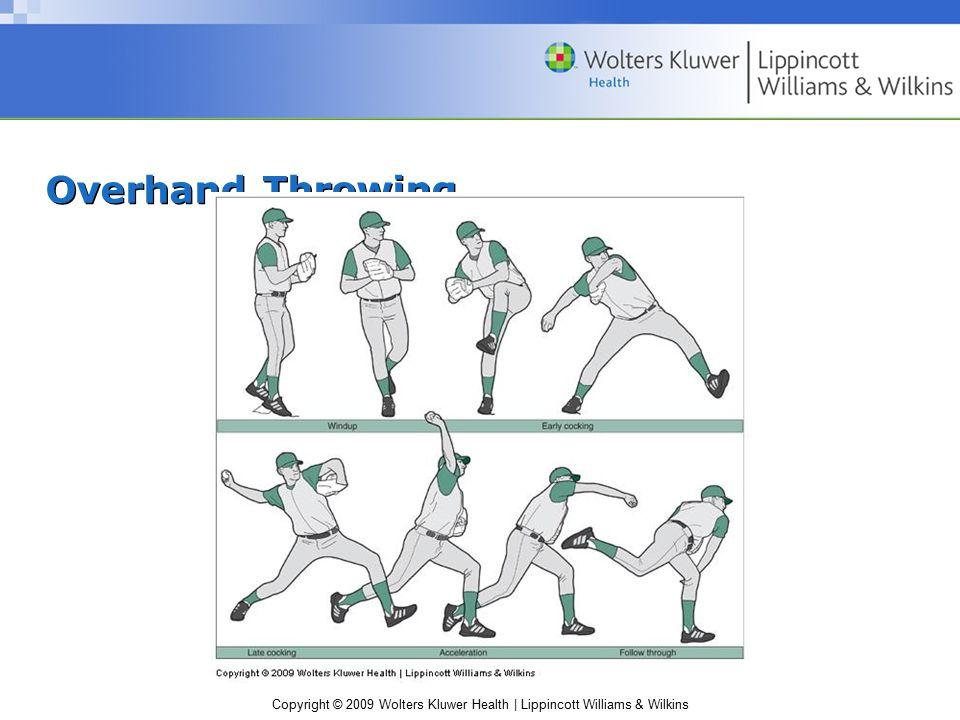 Overhand Throwing