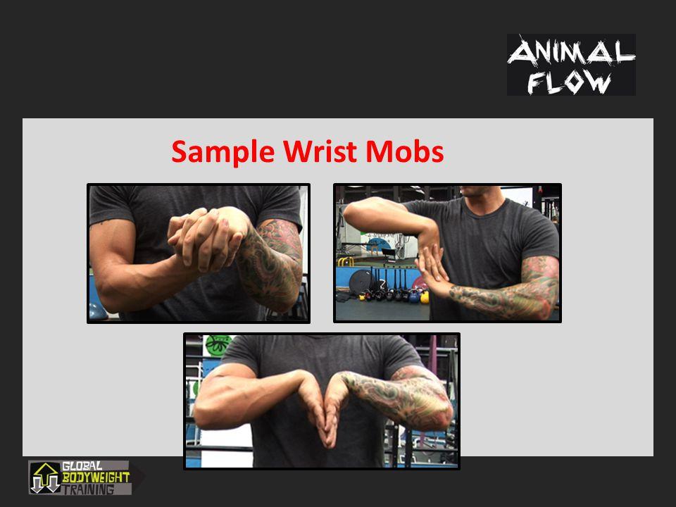 Sample Wrist Mobs