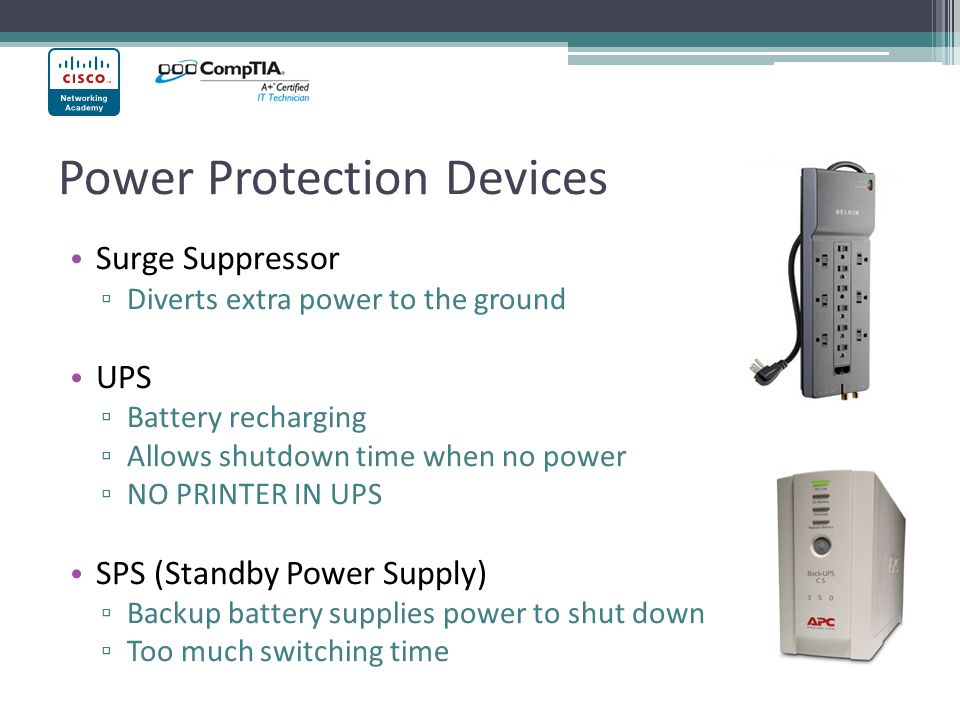 Power Protection Devices