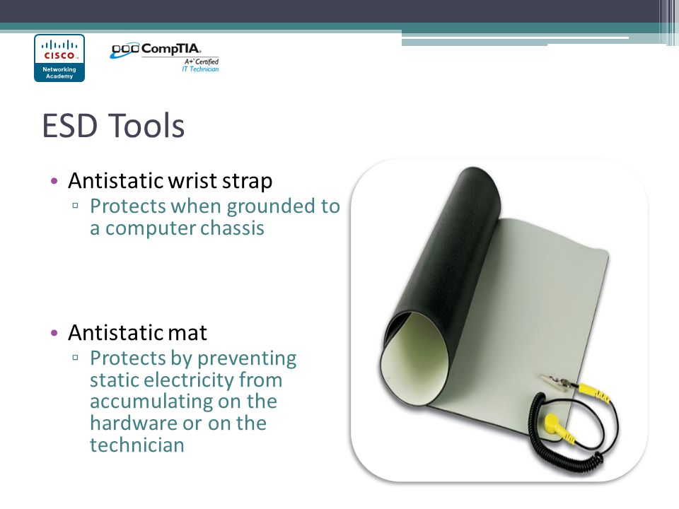 ESD Tools Antistatic wrist strap Antistatic mat