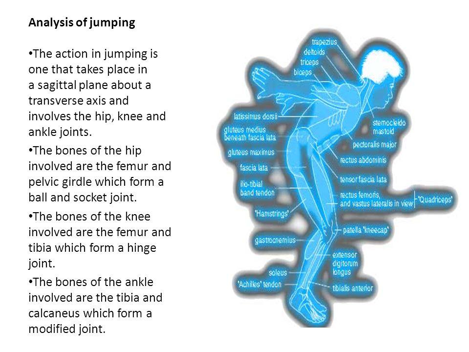 Analysis of jumping