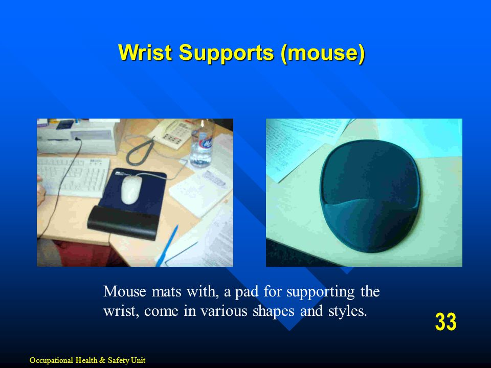 Wrist Supports (mouse)
