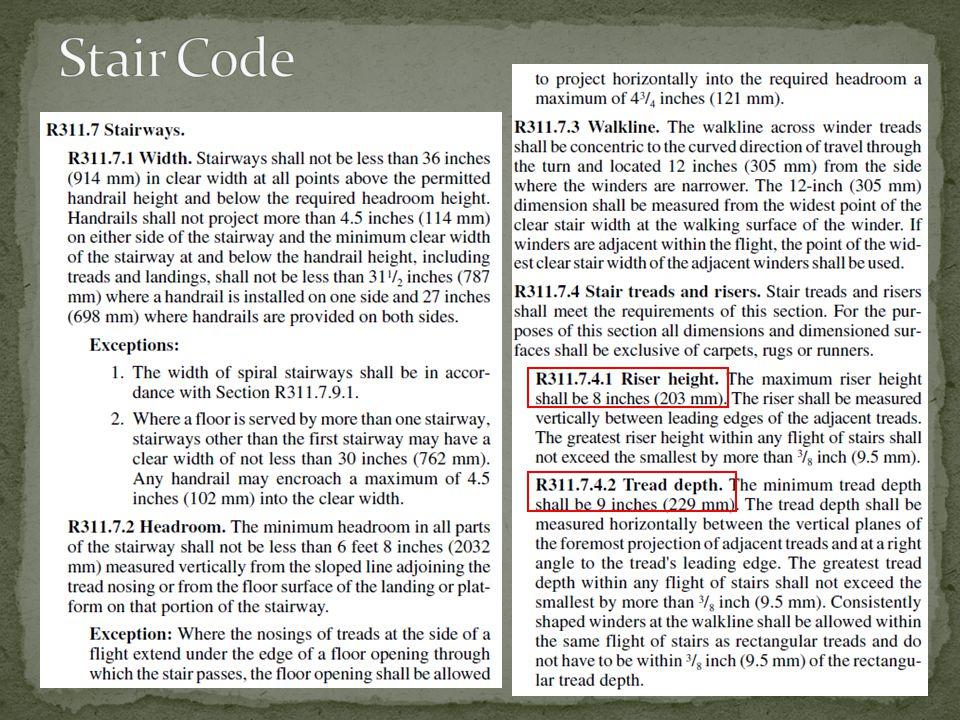 Stair Code