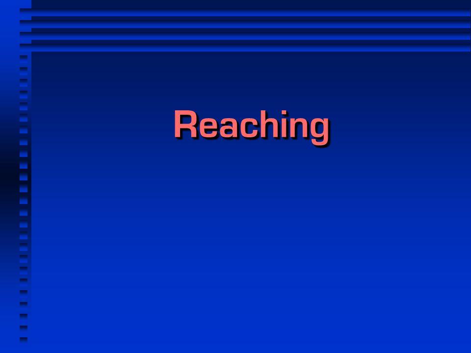 Reaching 1