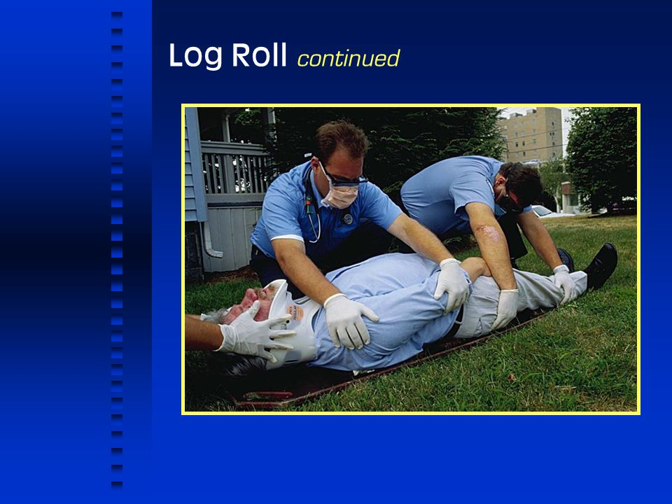 Log Roll continued 10
