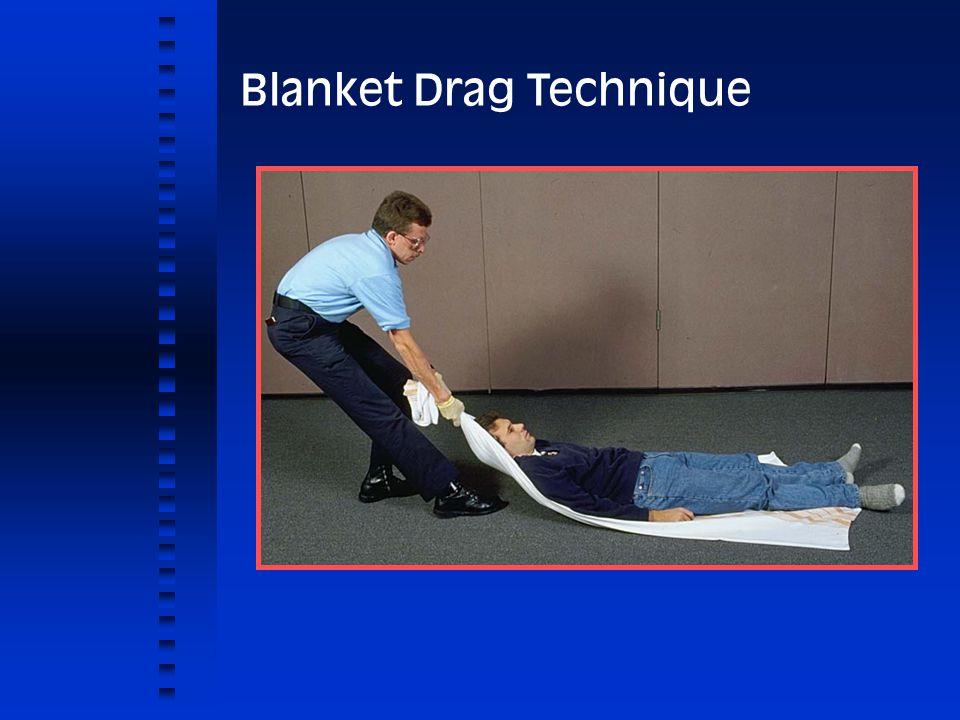 Blanket Drag Technique