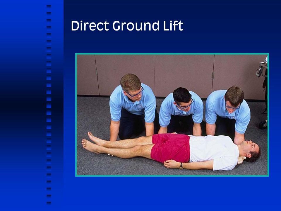 Direct Ground Lift 10