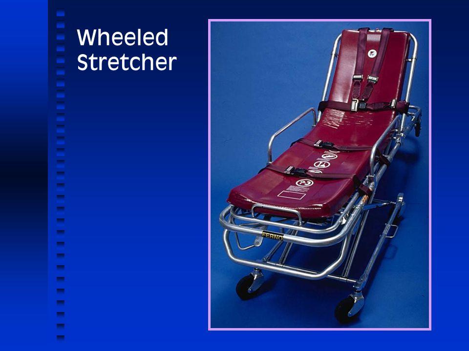 Wheeled Stretcher 1