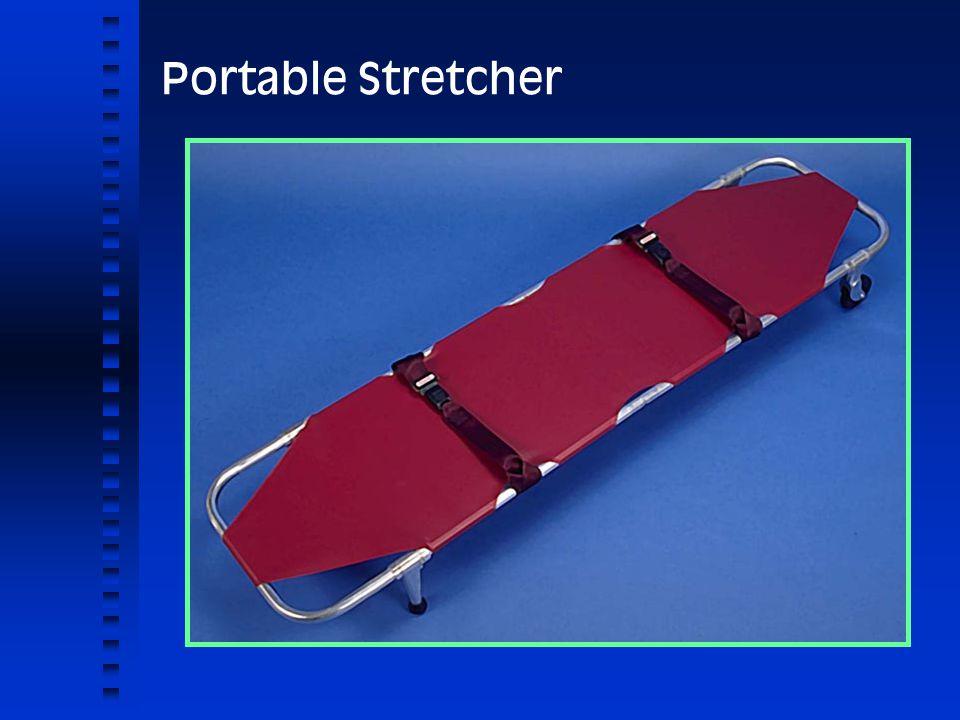 Portable Stretcher 10