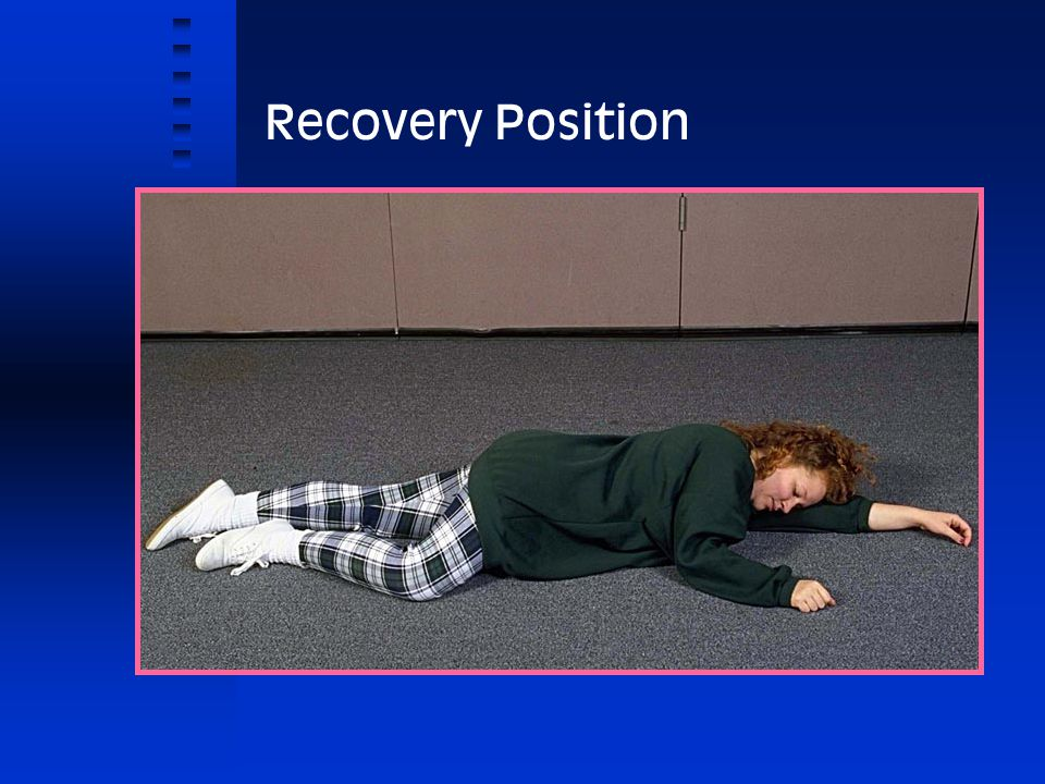 Recovery Position 11