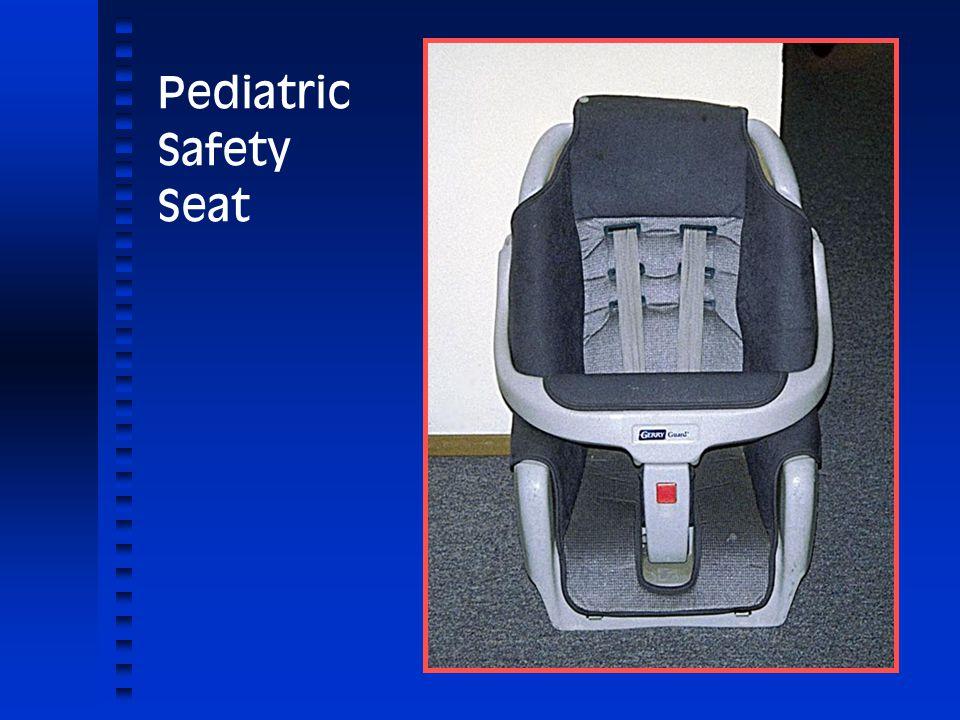 Pediatric Safety Seat 1
