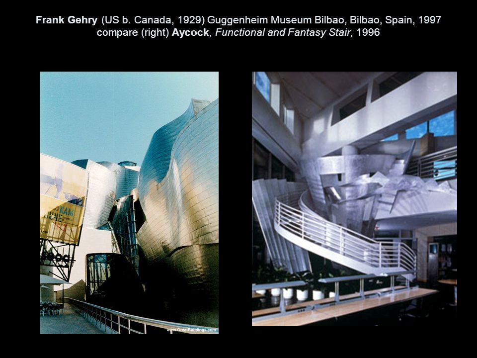 Frank Gehry (US b.