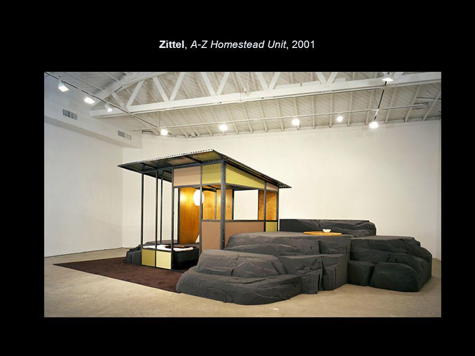Zittel, A-Z Homestead Unit, 2001