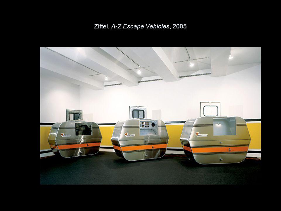 Zittel, A-Z Escape Vehicles, 2005