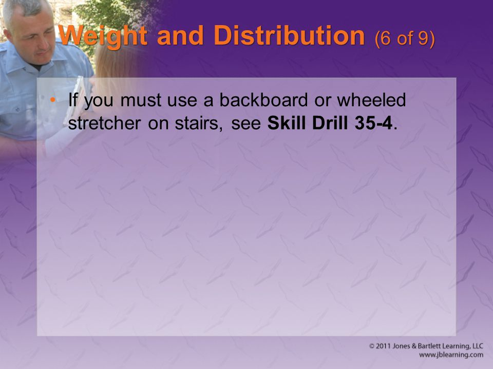 Weight and Distribution (6 of 9)