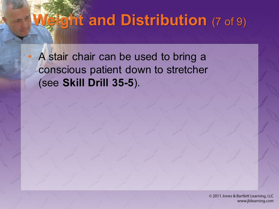 Weight and Distribution (7 of 9)