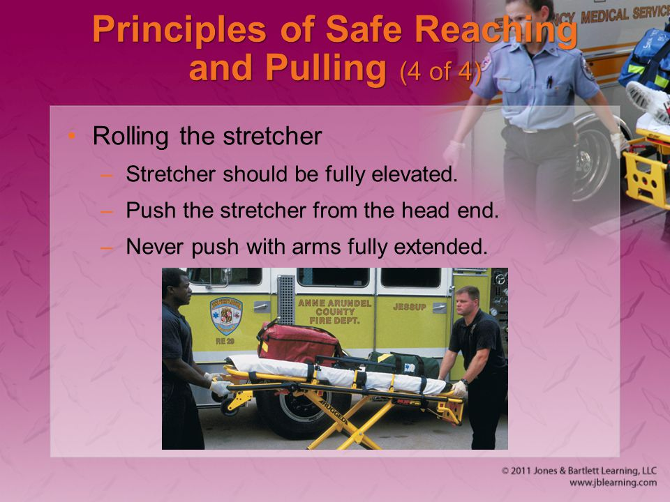 Principles of Safe Reaching and Pulling (4 of 4)