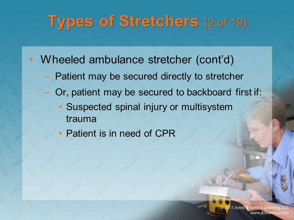 Types of Stretchers (2 of 19)
