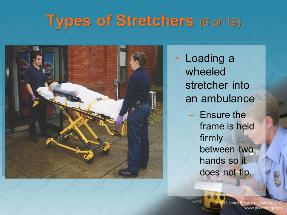 Types of Stretchers (6 of 19)