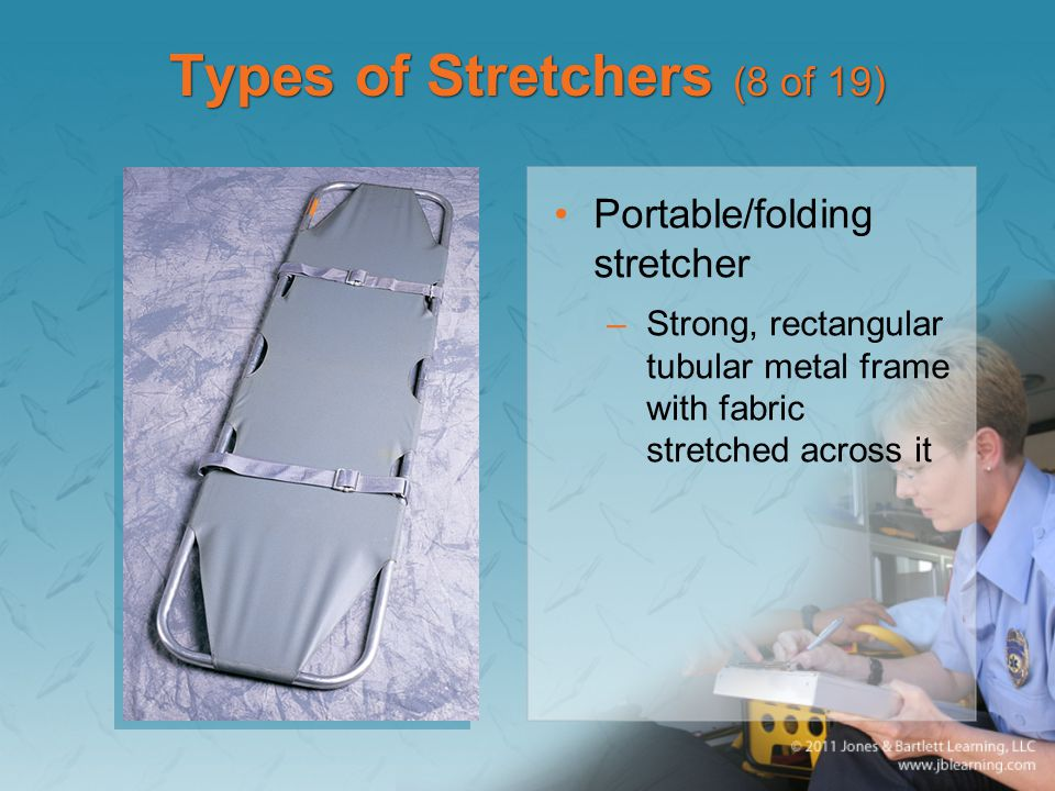 Types of Stretchers (8 of 19)