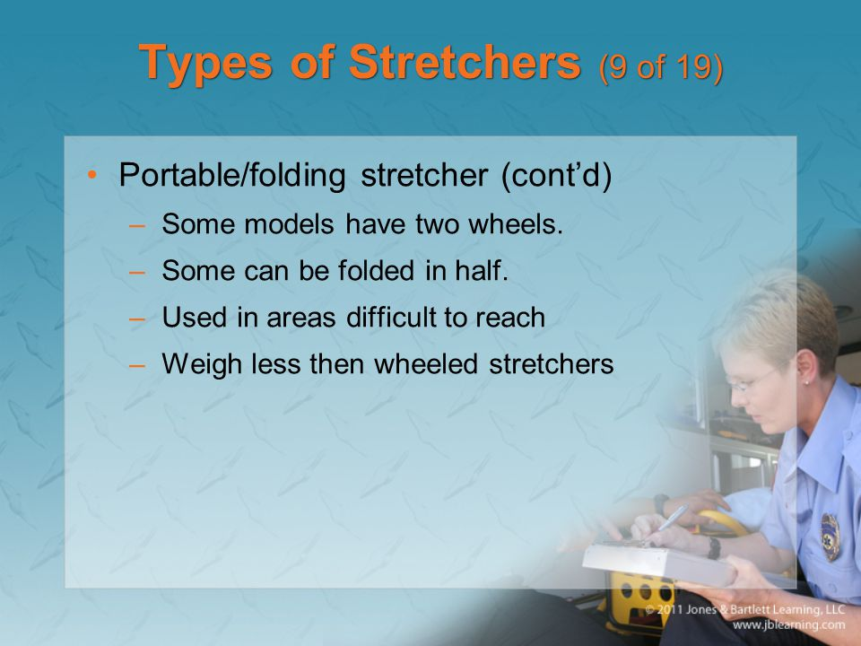 Types of Stretchers (9 of 19)