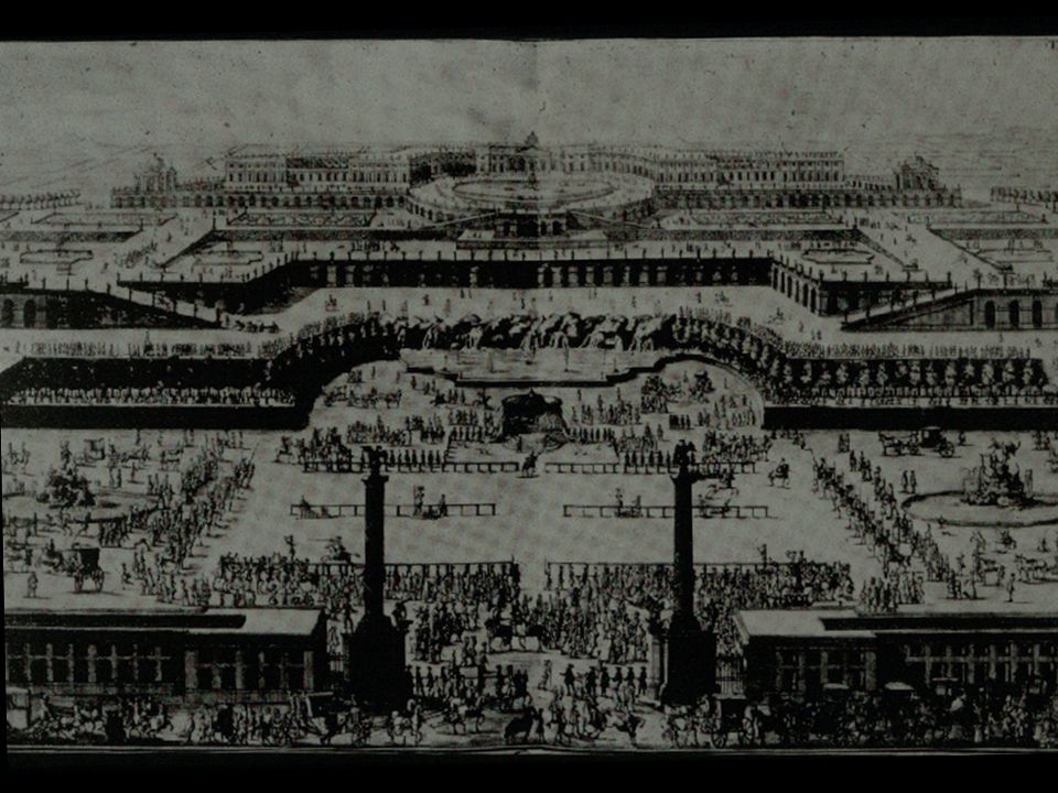 In 1690, a young Austrian architect with the formidable name of Johann Bernhard Fischer von Erlach (1656-1723) proposed a plan for the new palace of Emperor Leopold I and the Hapsburg family just outside Vienna.