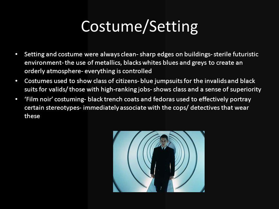 Costume/Setting
