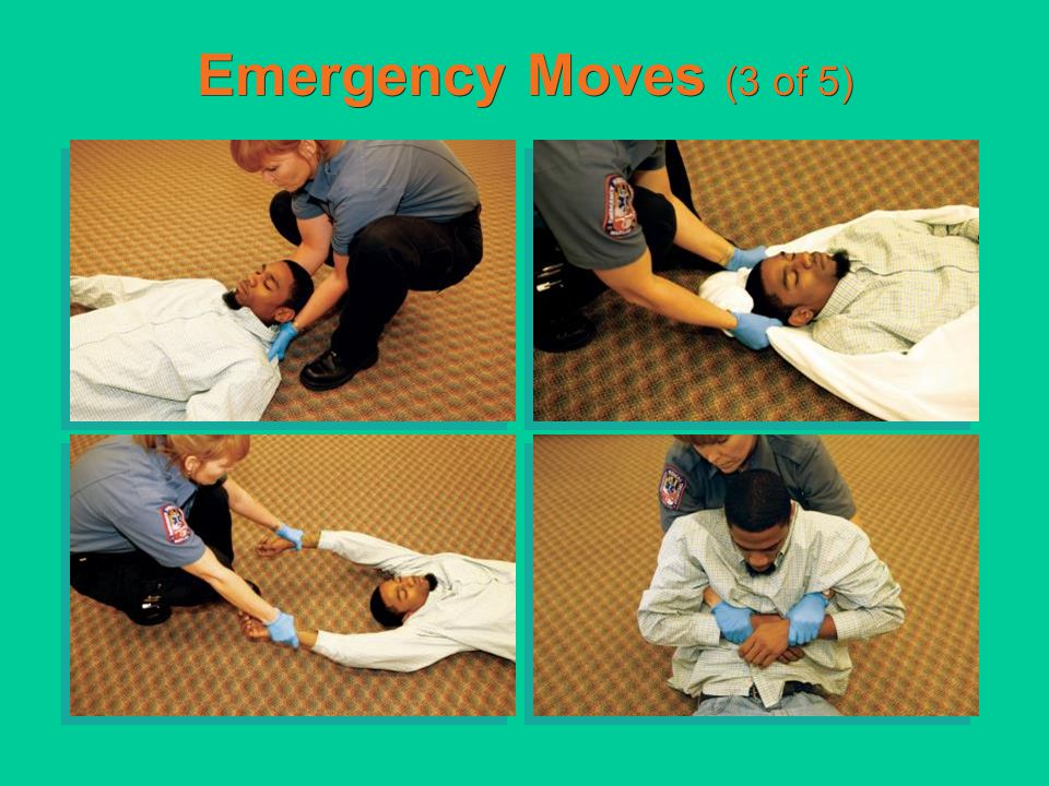 Emergency Moves (3 of 5)