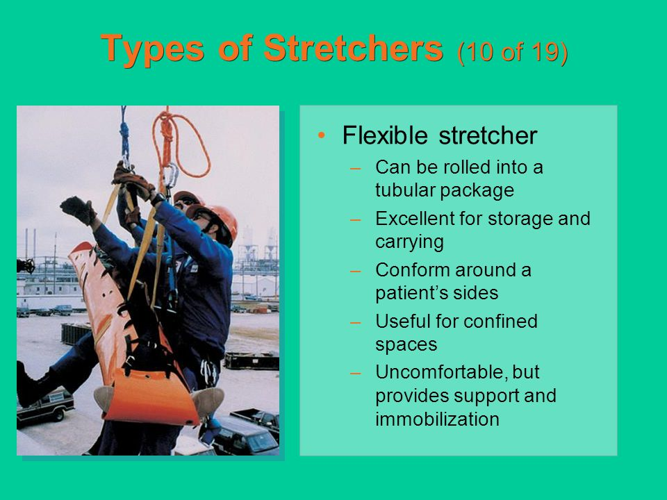 Types of Stretchers (10 of 19)