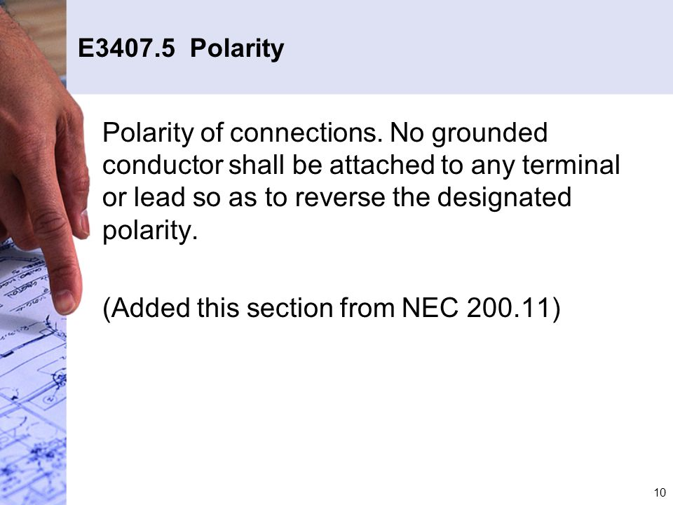 (Added this section from NEC 200.11)