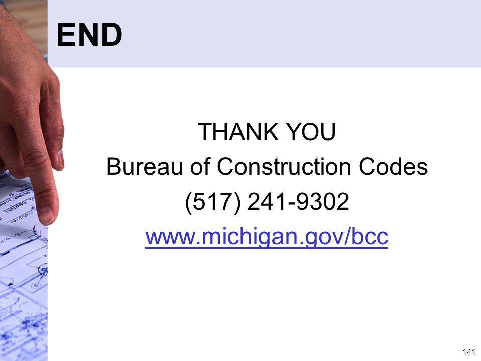Bureau of Construction Codes