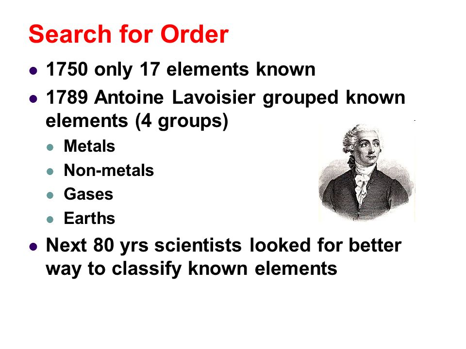 Search for Order 1750 only 17 elements known