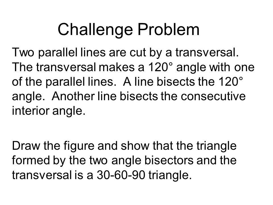 Challenge Problem