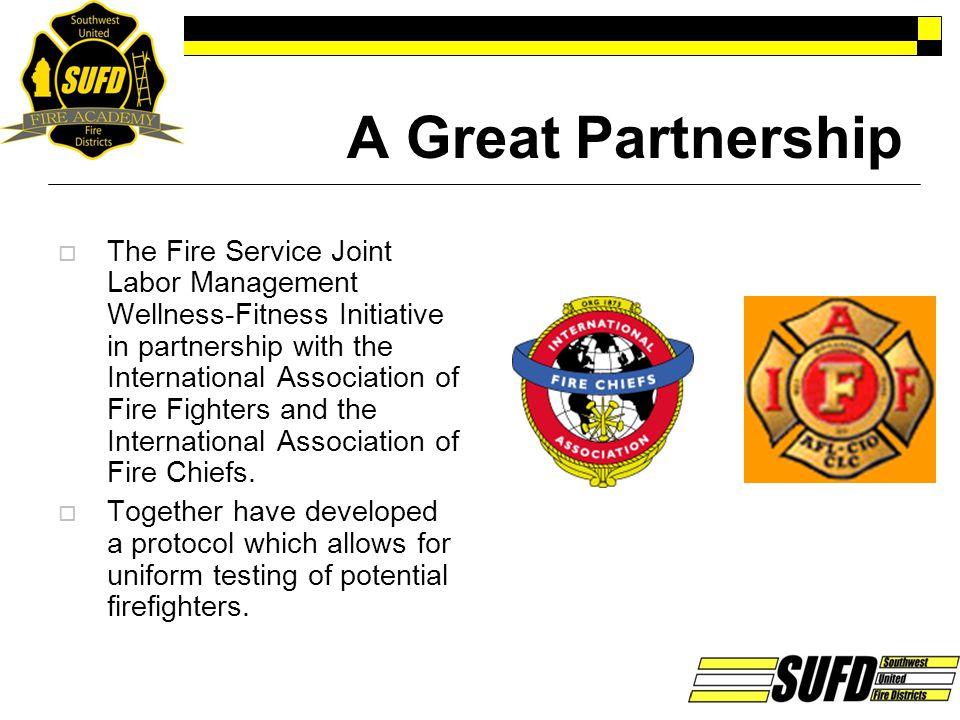 A Great Partnership