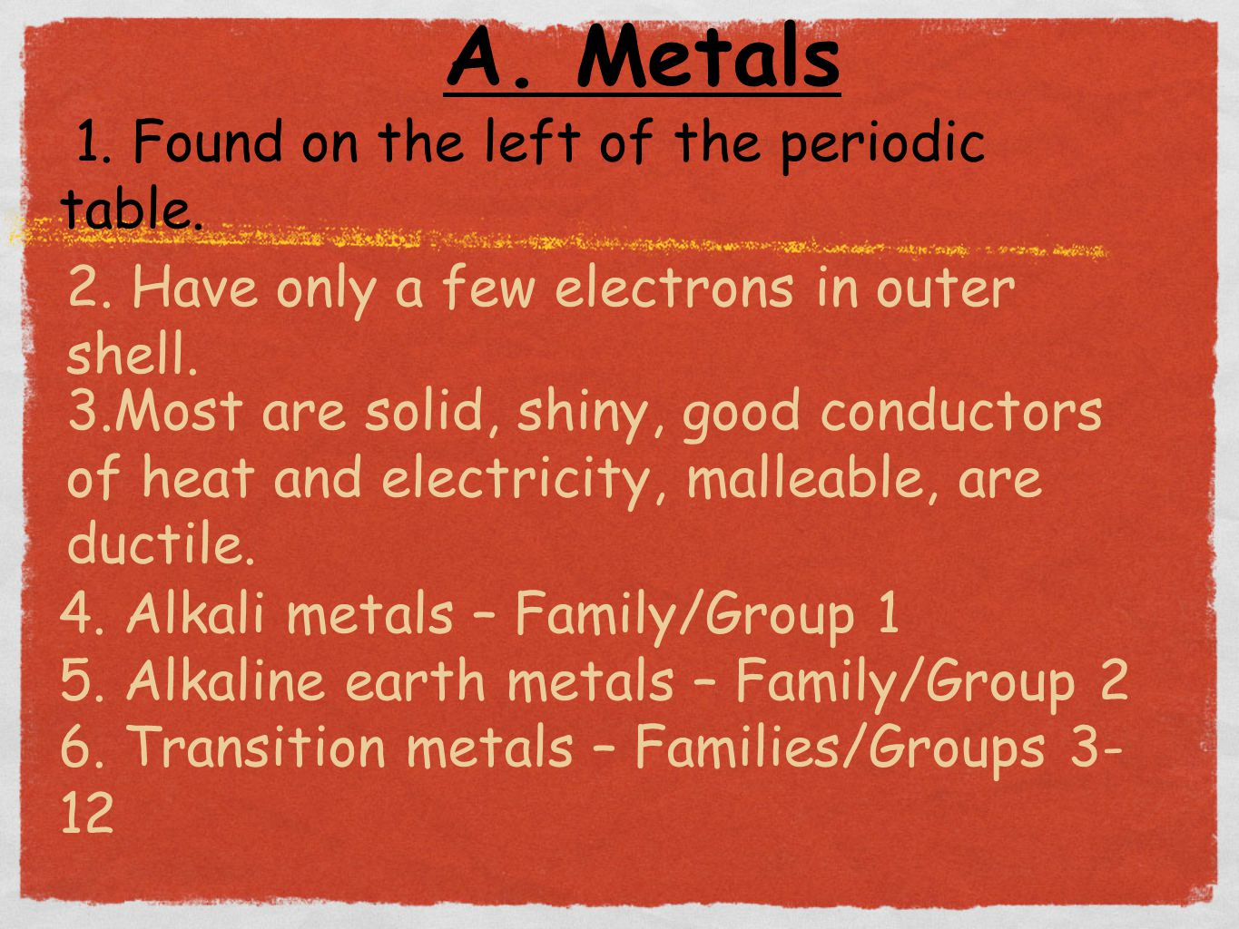 Elements and the periodic table ppt video online download found on the left of the periodic table gamestrikefo Images