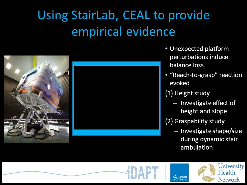 Using StairLab, CEAL to provide empirical evidence