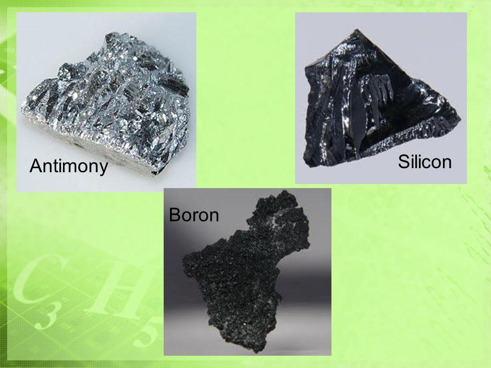 Silicon Antimony Boron