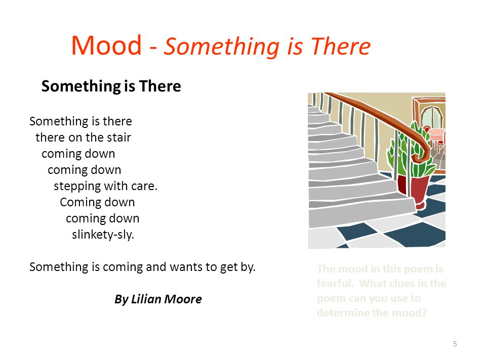 Mood - Something is There