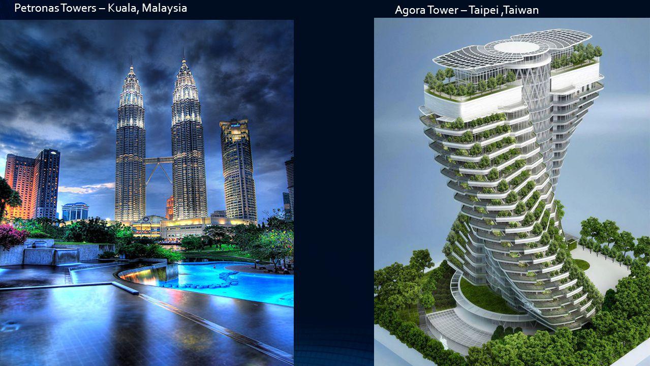 Petronas Towers – Kuala, Malaysia