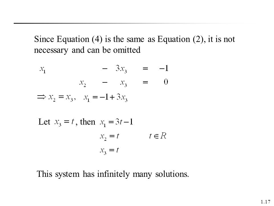 Since Equation (4) is the same as Equation (2), it is not necessary and can be omitted