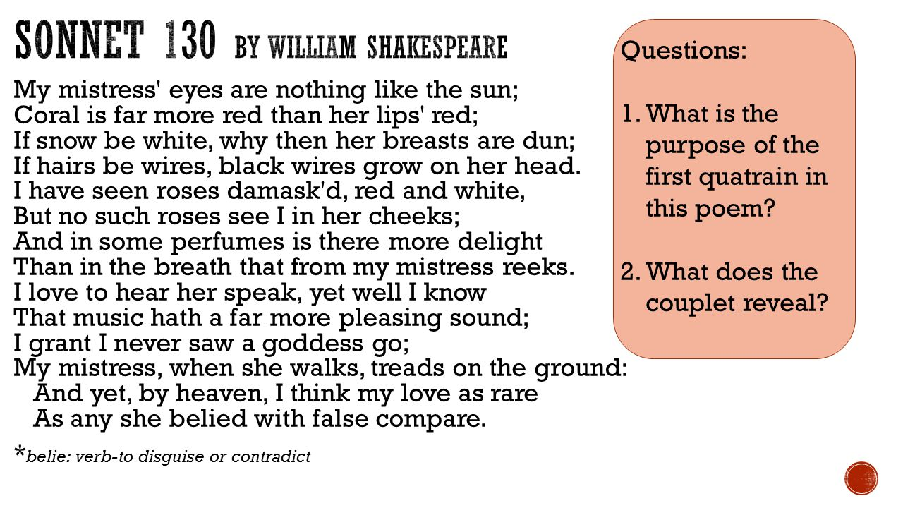 poem analysis sonnet 129 31122012 english poem - sonnet 29 by william shakespeare - when, in disgrace with fortune and men's eyes - duration:  shakespeare's sonnet 130 (analysis.