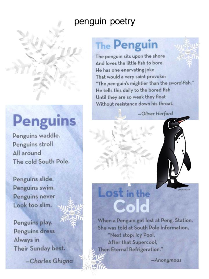 penguin poetry