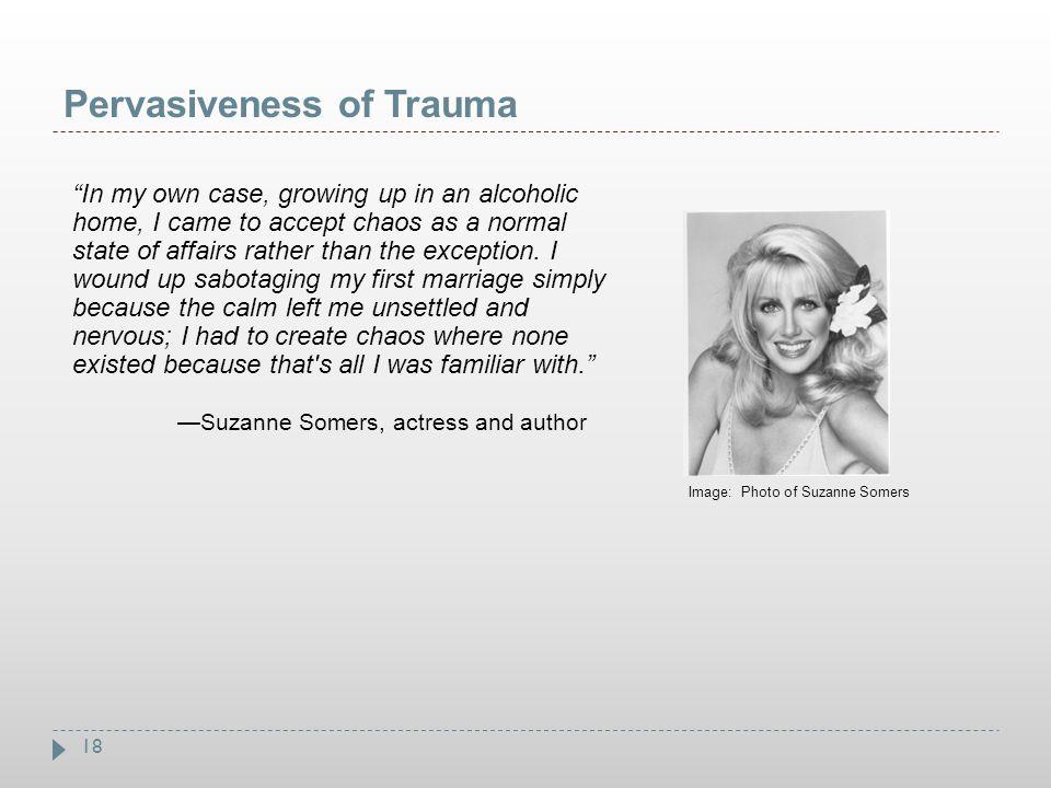 Pervasiveness of Trauma