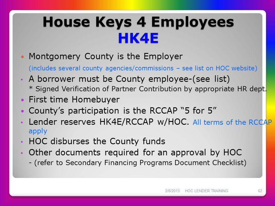House Keys 4 Employees HK4E