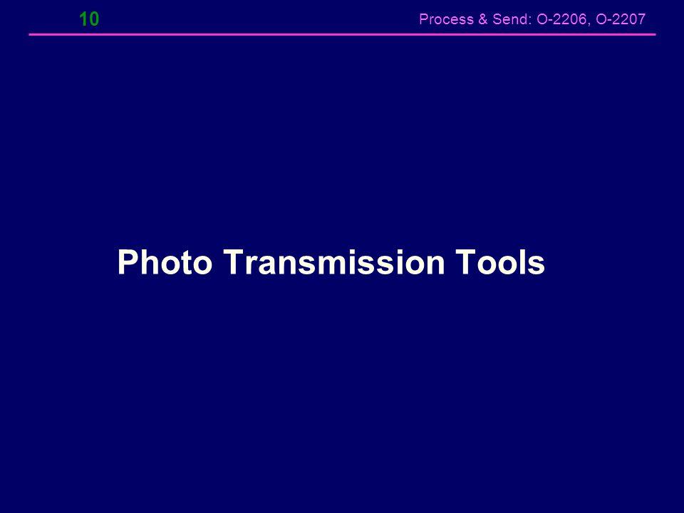 Photo Transmission Tools