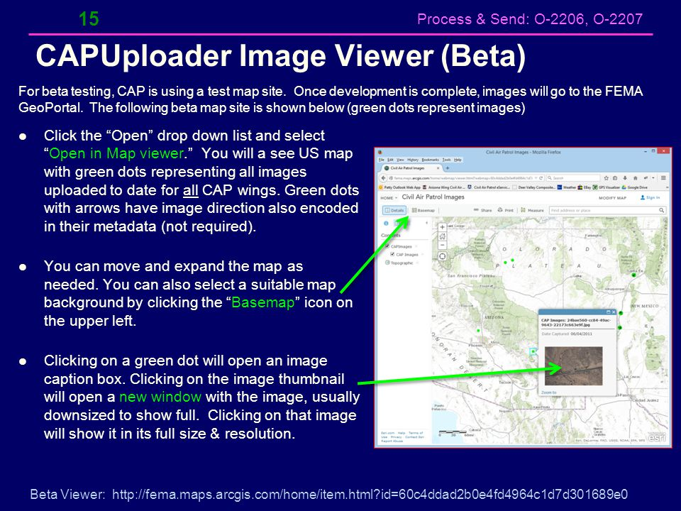 CAPUploader Image Viewer (Beta)