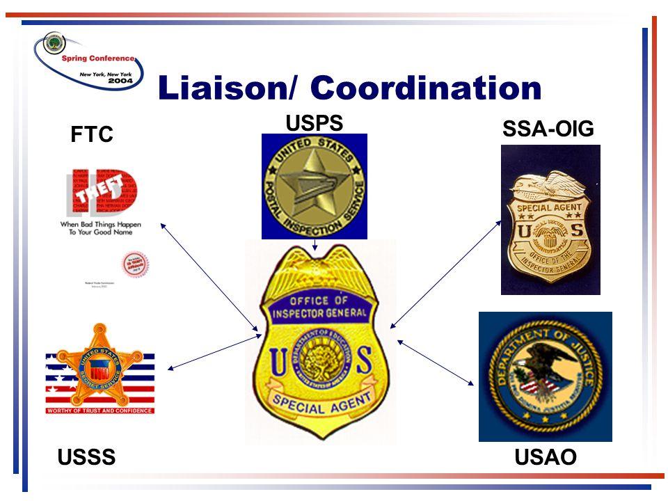 Liaison/ Coordination