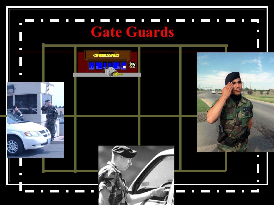 Gate Guards
